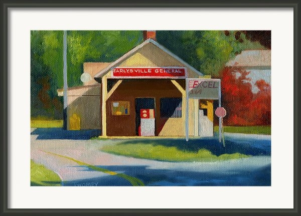 Catherine Twomey - Earlysville Virginia Old ... Print