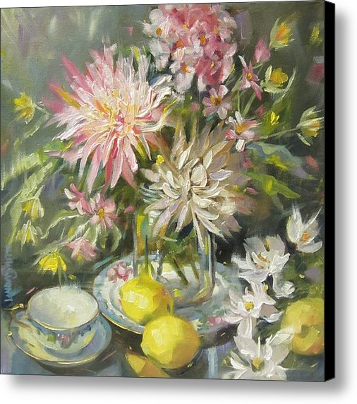 Linda Smith - Floral Frenzy Print