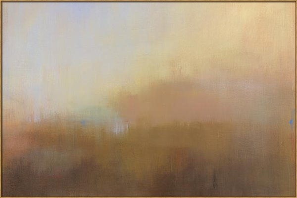 Jacquie Gouveia - Misty View from Above Print