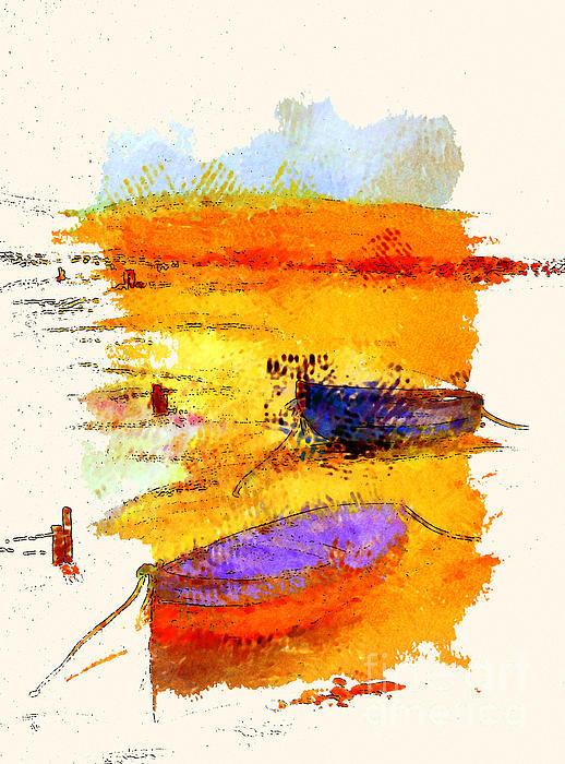 Julie Lueders  - A Little Dingy Print