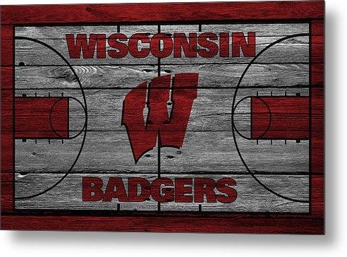 Joe Hamilton - Wisconsin Badger Print