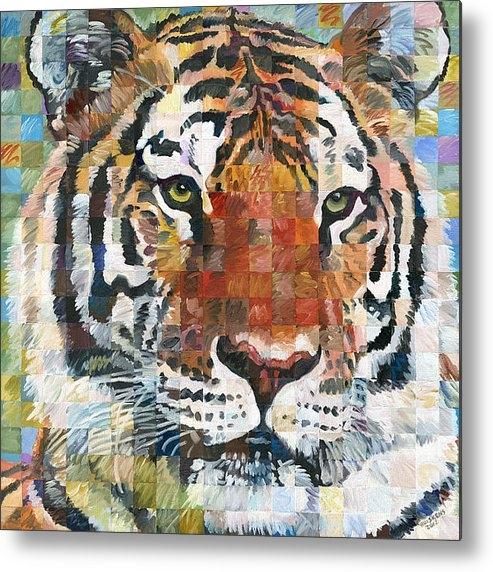 Randal Huiskens - Tiger Print