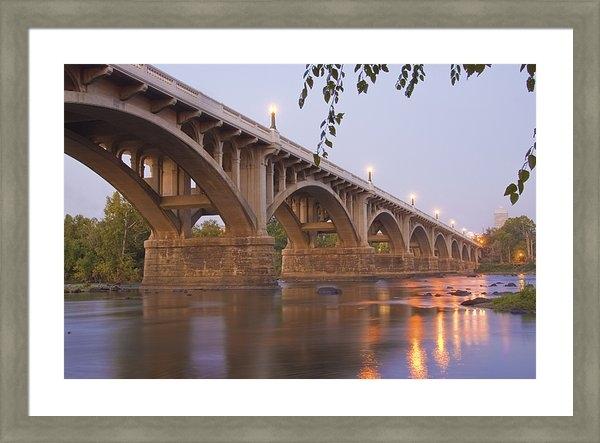 Steven Richardson - Gervais Bridge Print