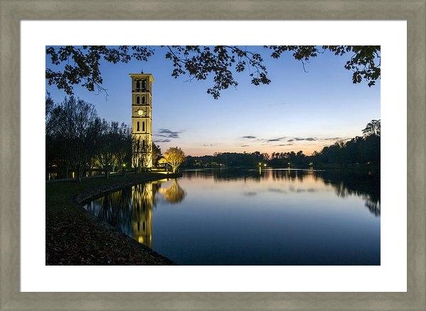 Willie Harper - Furman University Bell To... Print