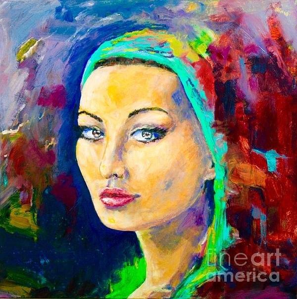 Elsa De - Sophia Loren Print