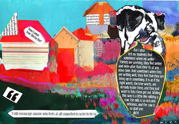 Niya Christine - Anne Lamott. Writing and ... Print