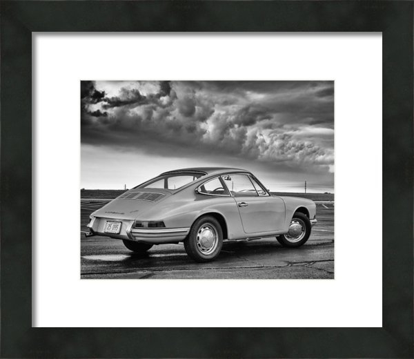 Giovanni Arroyo - Porsche 912 Print