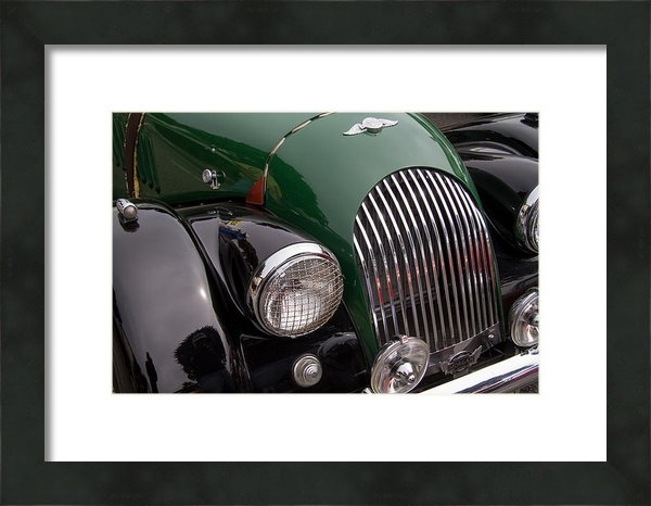 Roger Mullenhour - Morgan Plus 4 Grill and H... Print