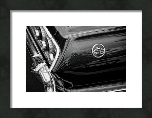 Gordon Dean II - 1963 Chevrolet Impala SS ... Print