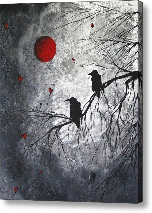 Megan Duncanson - Original Abstract Surreal... Print