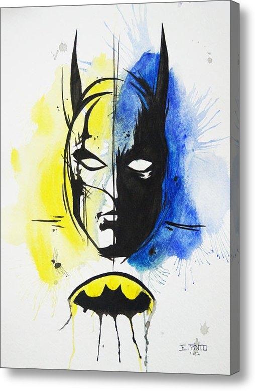 Erik Pinto - Batman Print