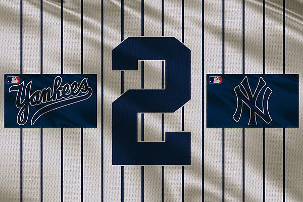 Joe Hamilton - New York Yankees Derek Je... Print