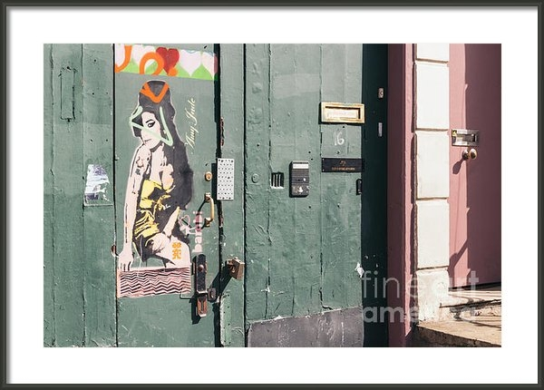 Ivan Di Marco - Amy Winehouse London Print