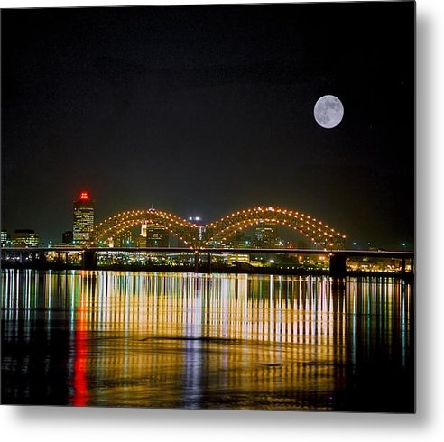 Jim Raines - Memphis Lights Print