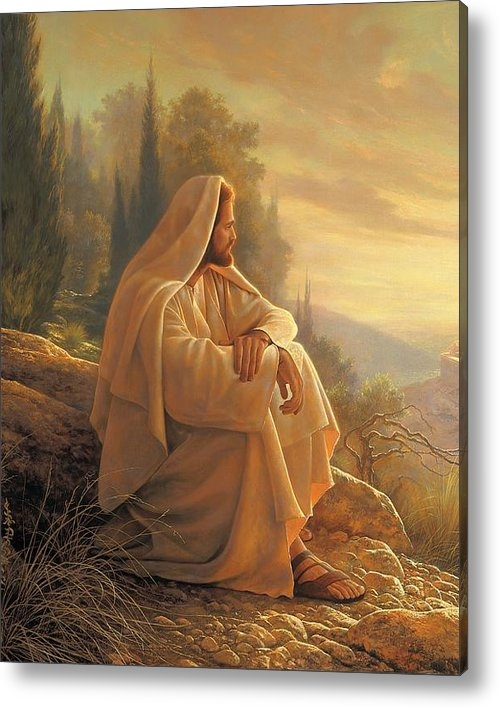 Greg Olsen - Alpha and Omega Print