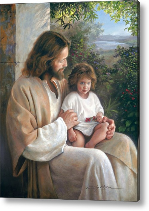 Greg Olsen - Forever and Ever Print