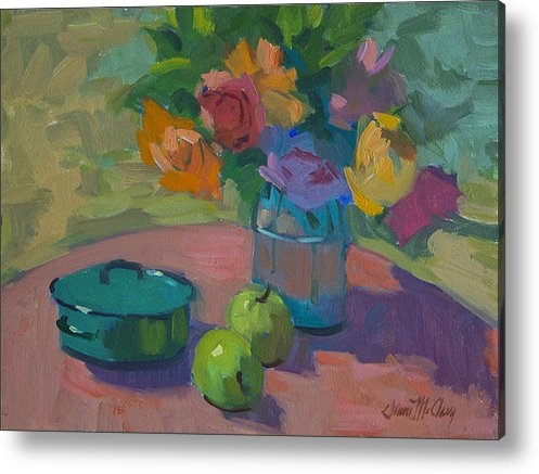 Diane McClary - Washington Apples Print