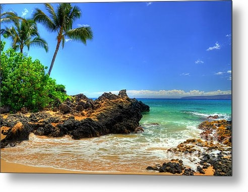Kelly Wade - Makena Secret Cove Print