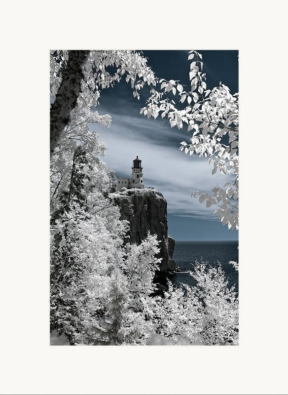 Cory Shubert - Split Rock Lighthouse Print