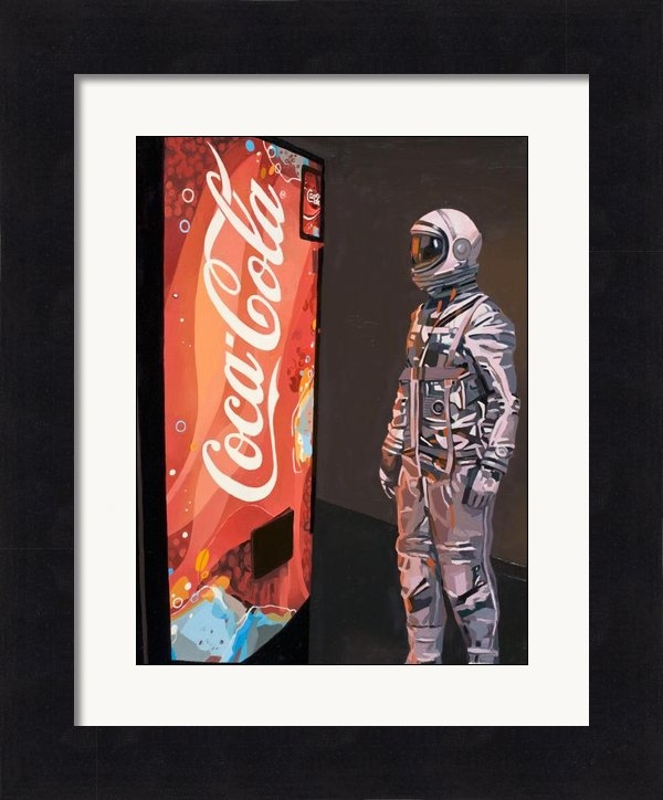 Scott Listfield - The Coke Machine Print