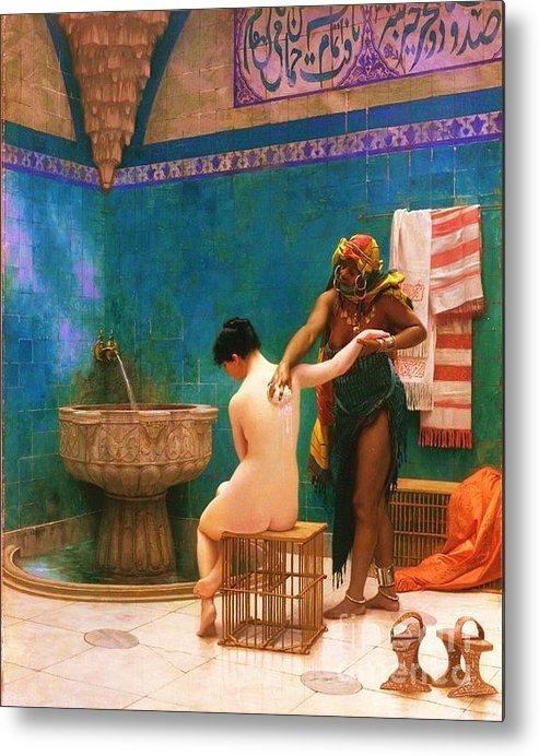 Pg Reproductions - The Bath Print