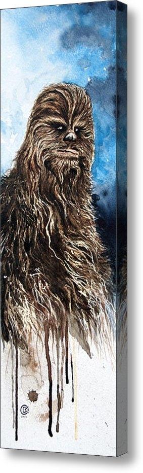 David Kraig - Chewbacca Print