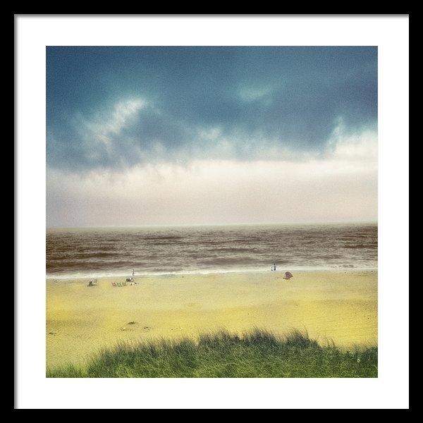 Dave Beckerman - Clearing Storm Montauk Print