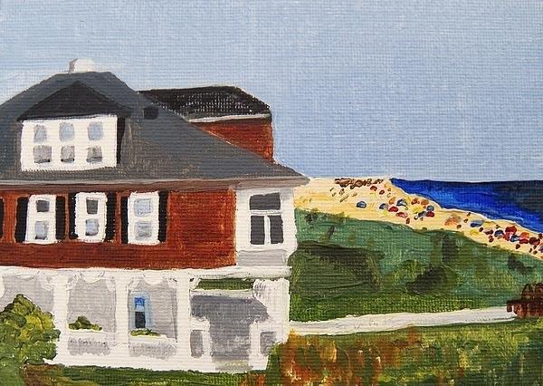 Maureen Carrigan - The Addy Sea Print