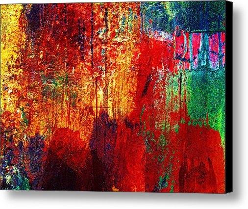 Prakash Ghai - Untamed Colors  Print