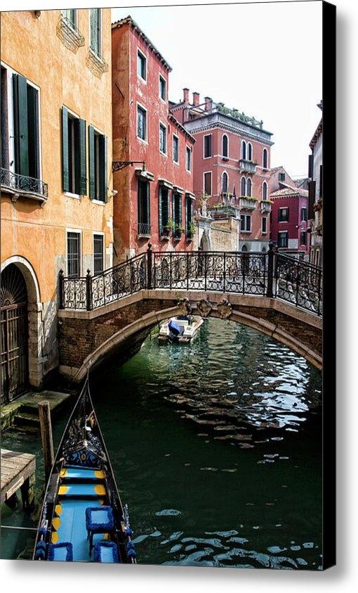 Michelle Sheppard - A Venetian Canal Print