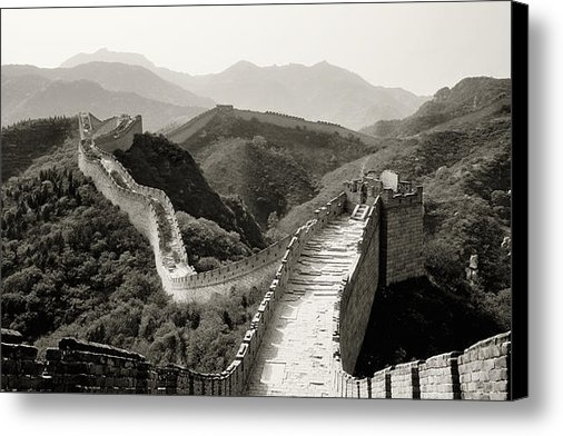 Ron Sumners - The Great Wall of China Print