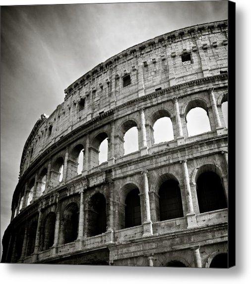 Dave Bowman - Colosseum Print