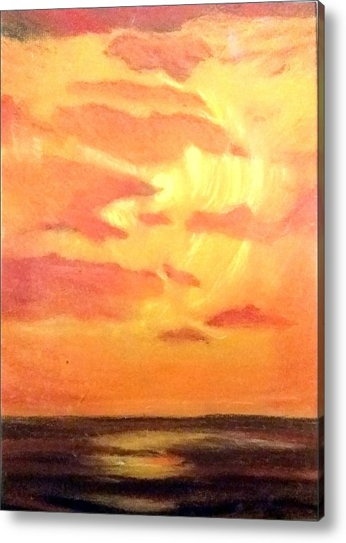 Cynthia Cook - Untitled Sun Print