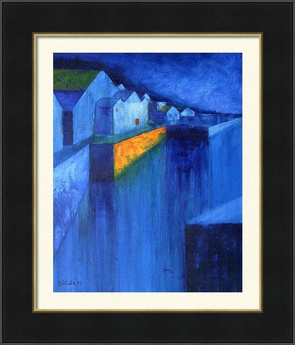 Stephen Cobb - Blue Harbour Print