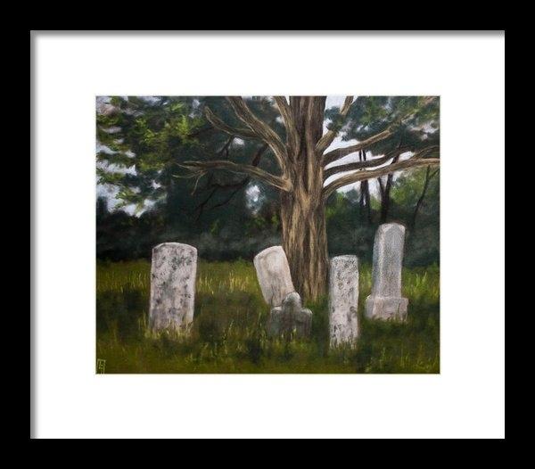 Lisa Joele - Stones Print