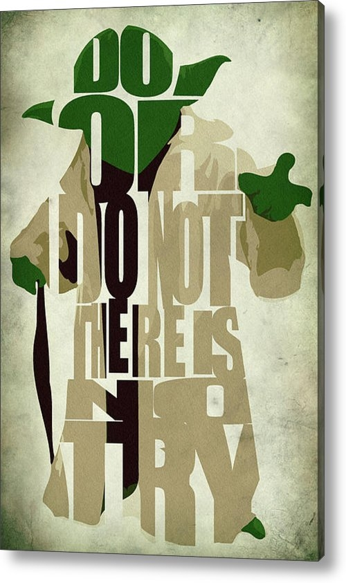Ayse Deniz - Yoda - Star Wars Print