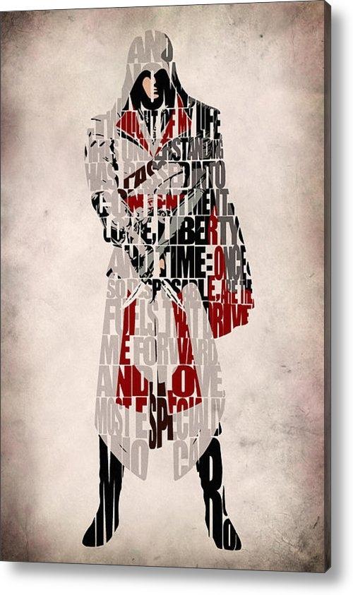 Ayse Deniz - Ezio - Assassin