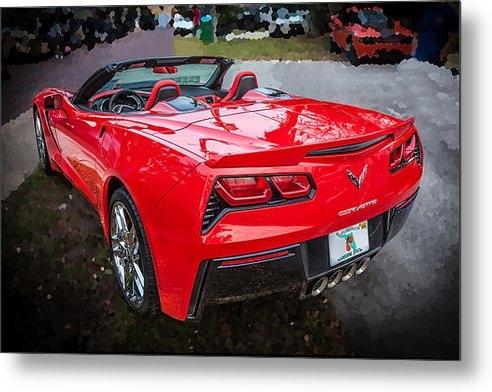 Rich Franco - 2014 Chevrolet Corvette C... Print