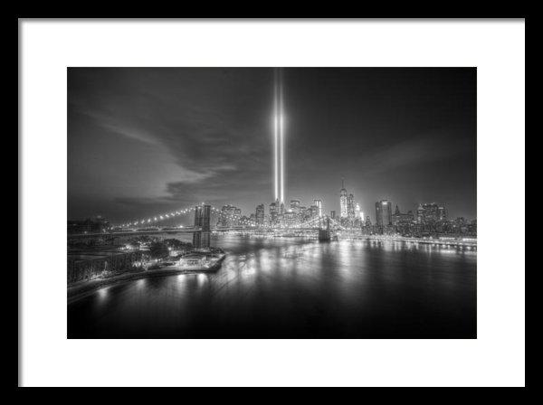Tim Drivas - Tribute In Light Print