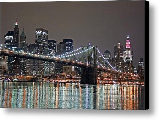 Lars Ruecker - New York Brooklyn Bride Print