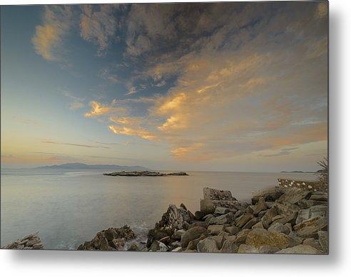 Dennis Gingerich - Aegean Sunrise Print