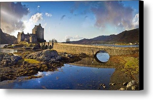 Gary Eason - Bridge to Eilean Donan Print
