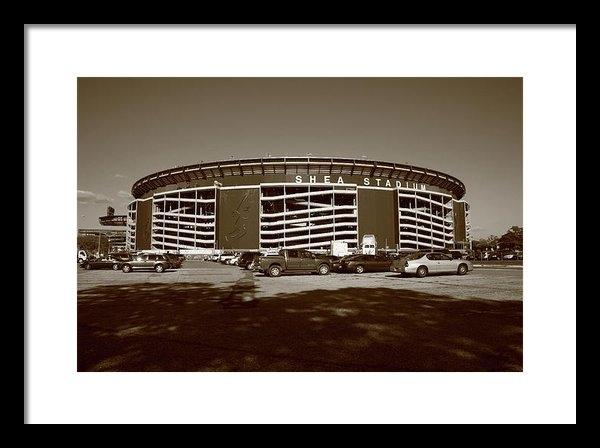 Frank Romeo - Shea Stadium - New York M... Print