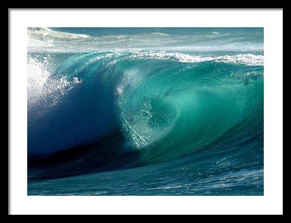 Lori Seaman - Pacific Wave Print