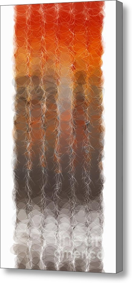 Mark Lawrence - Fall Season. Modern Abstr... Print