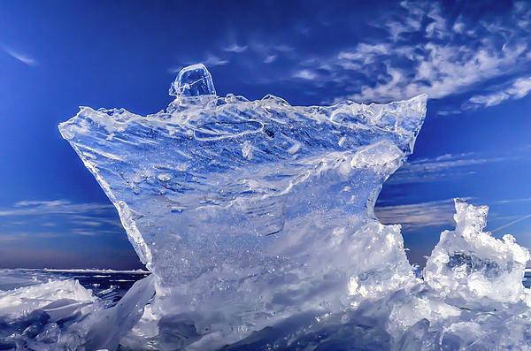 Lowlight Images - Minnesota n-ice Print