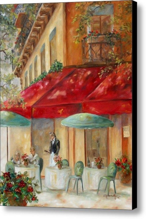 Chris Brandley - Cafe