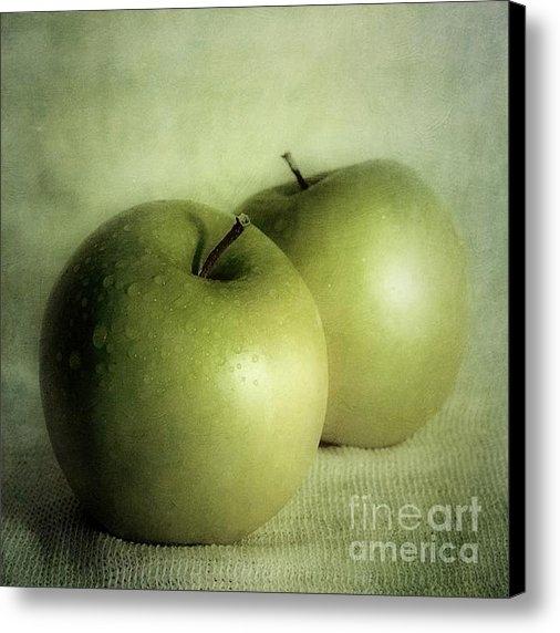 Priska Wettstein - Apple Painting Print
