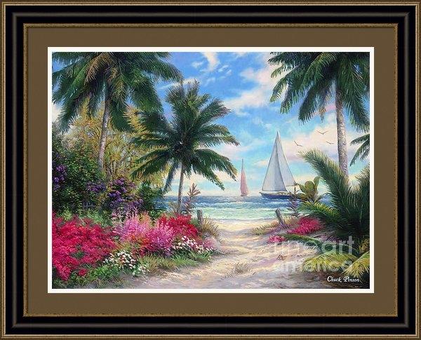 Chuck Pinson - Sea Breeze Trail Print