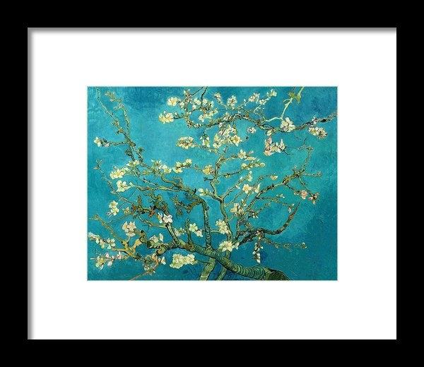 Van Gogh - Blossoming Almond Tree Print